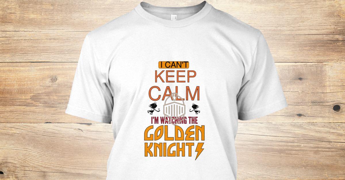 Discover keep calm for vegas hockey tshirt the nhl season