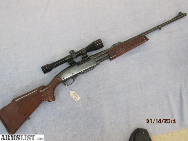 30 06 remington pump | For Sale: Remington Gamemaster 760 30