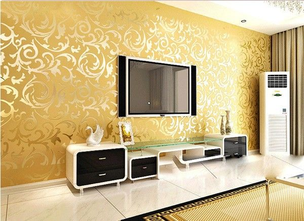 Le tissu damassé remplit vos meubles de style et de luxe