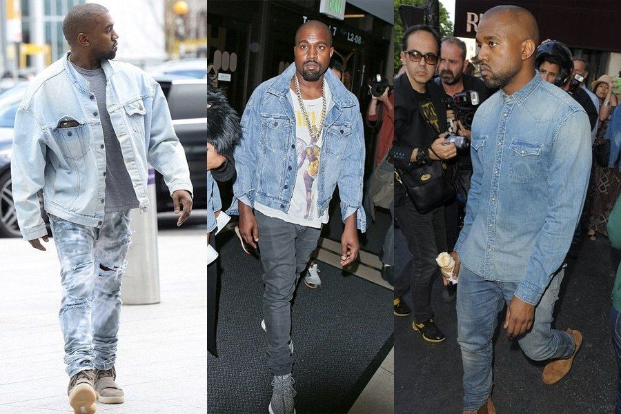 style guide how to dress like kanye west man of many in ...