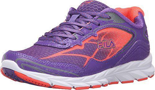 new styles a91a0 acc40 Courtney Lee Signature Shoes, Fila Women s Finado Electric Purple Fiery  Coral Dark Silver