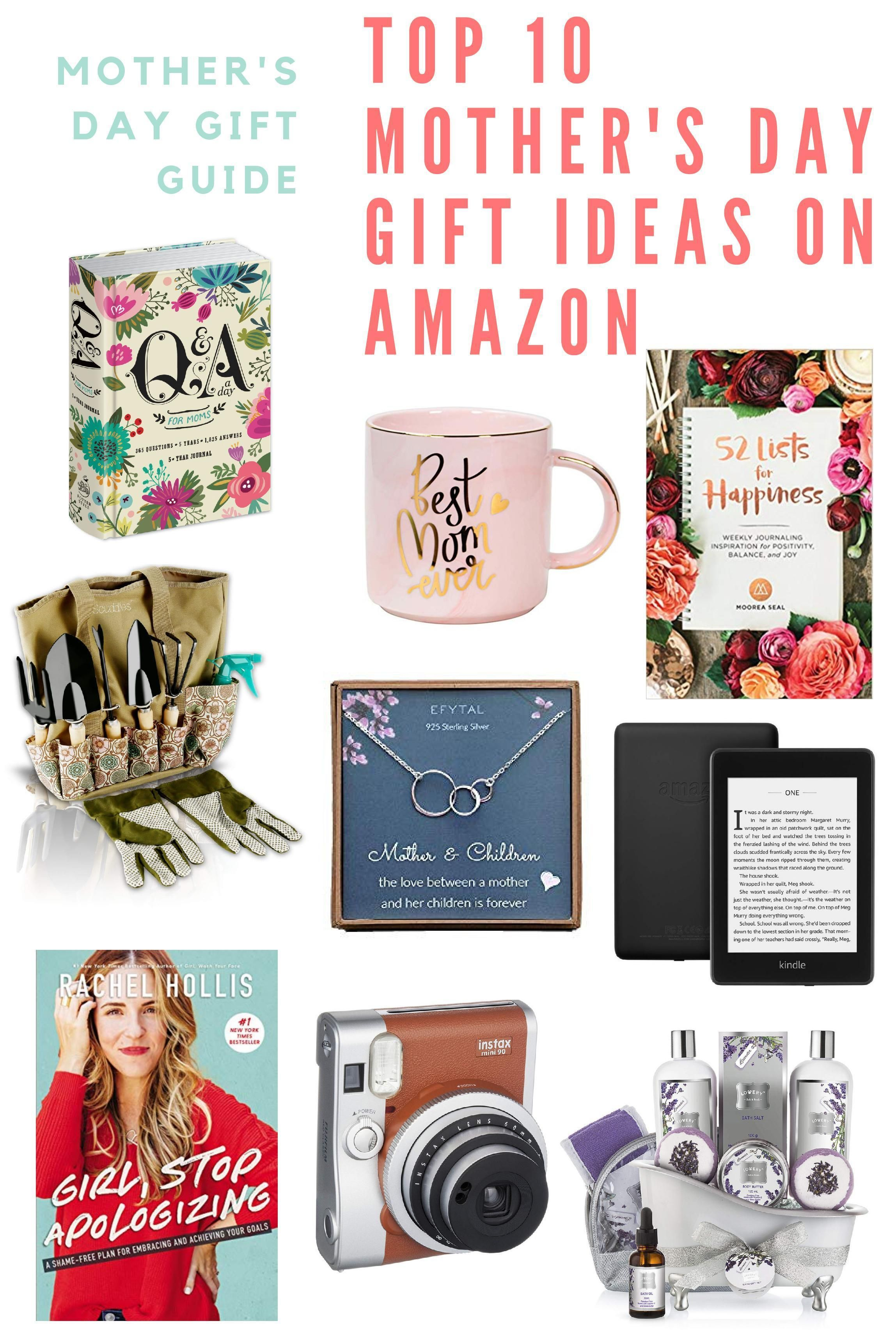 10 amazon mothers day gift ideas mother day gifts