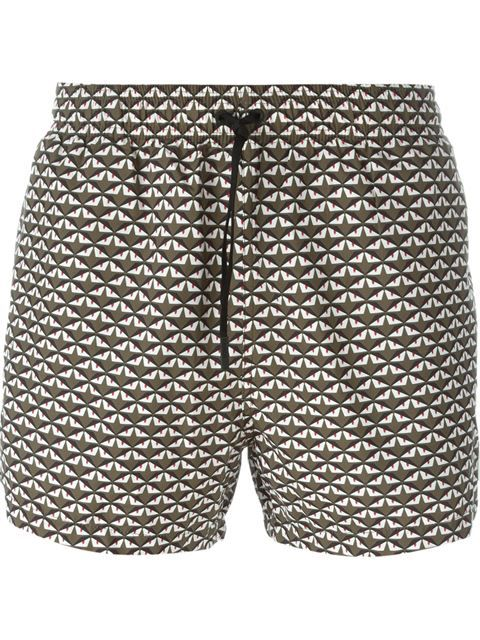 46eb1a1835 FENDI 'Monster Eyes' Print Swim Shorts. #fendi #cloth #shorts ...