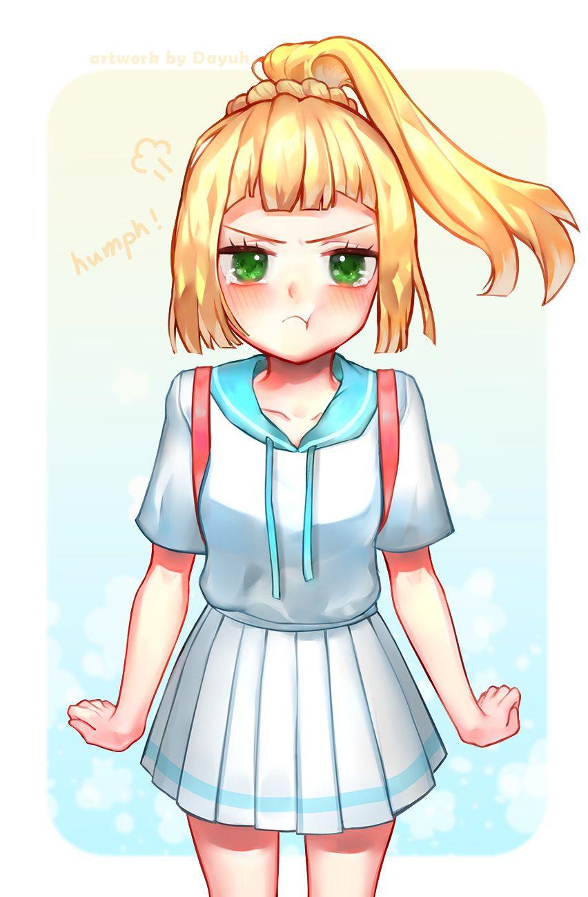 Lillie   I ♡ Lillie   Pinterest   Pokémon, Anime and ...