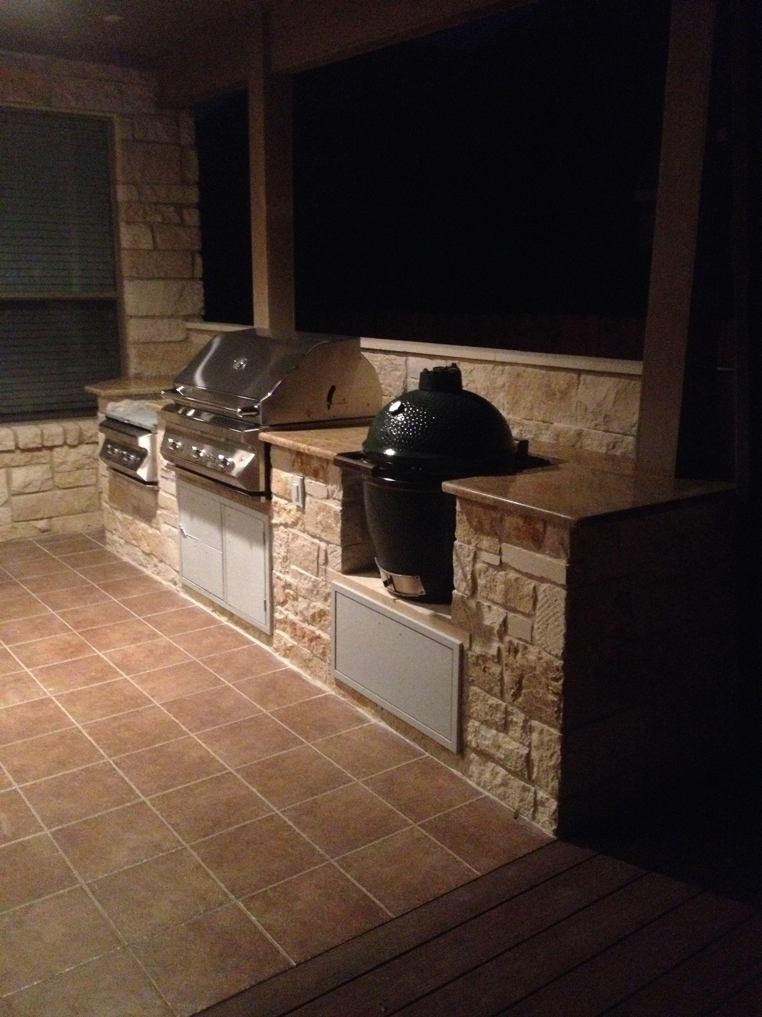 Outdoor Kitchens Austin Casitas Casas