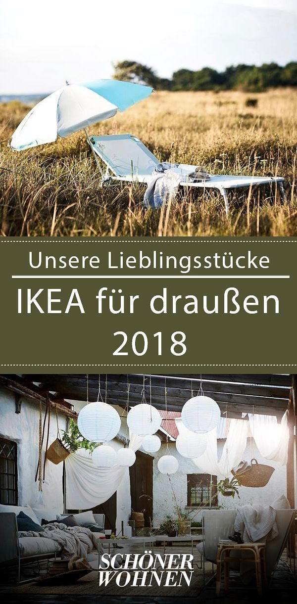 ikea 2018 f r drau en terrassenideen pinterest. Black Bedroom Furniture Sets. Home Design Ideas