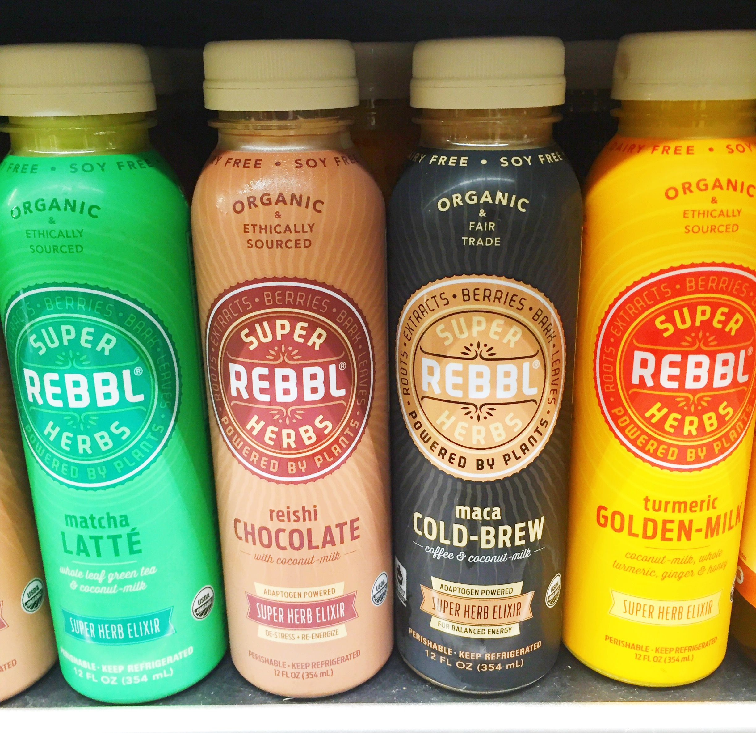 Rebbl Drink: Got Super Excited Seeing @rebbl Drinks In Sprouts!!! Have