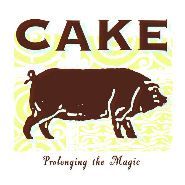 Never There A Song By Cake On Spotify Cake Albums Cake Band Music