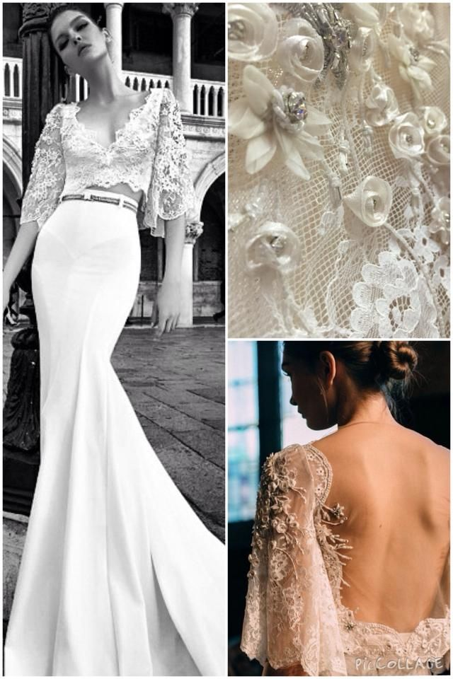 2015 collection from Inbal Dror. | Inbal Dror 2015 Wedding Dress ...