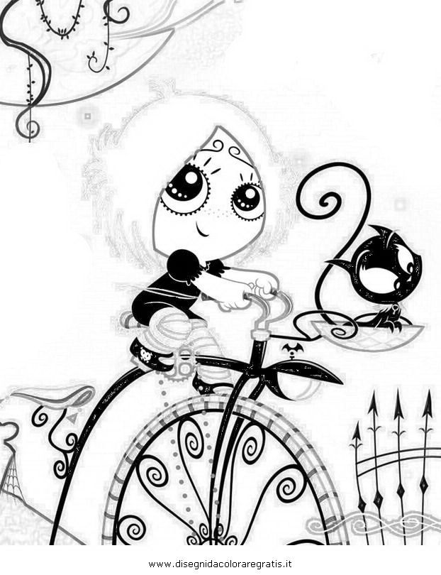 ruby gloom cartoon on Pinterest | Ruby Gloom, Coloring Pages and ...