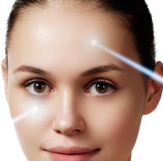 عملية رفع الحواجب بالليزر Eye Lift Laser Eye Laser