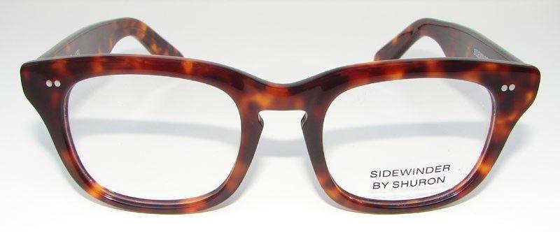 d809d67be9b Rockabilly Spectacles Shuron Sidewinder - Vintage Glasses - Dead Mens Spex