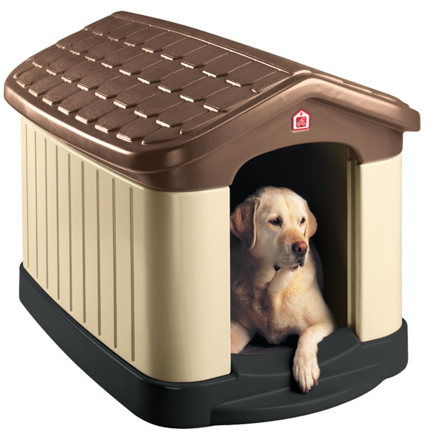 Our Pet S Tuff N Rugged Dog House Large Plastic Dog House