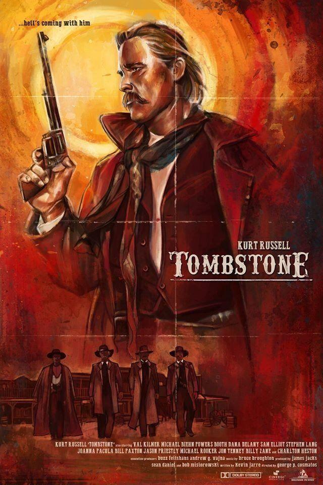 Tombstone By Robert Bruno In 2020