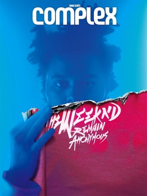 The Weeknd Covers Complex Magazine | News
