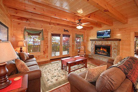 Gatlinburg cabin rentals search search pigeon forge for Premier smoky mountain cabin rentals
