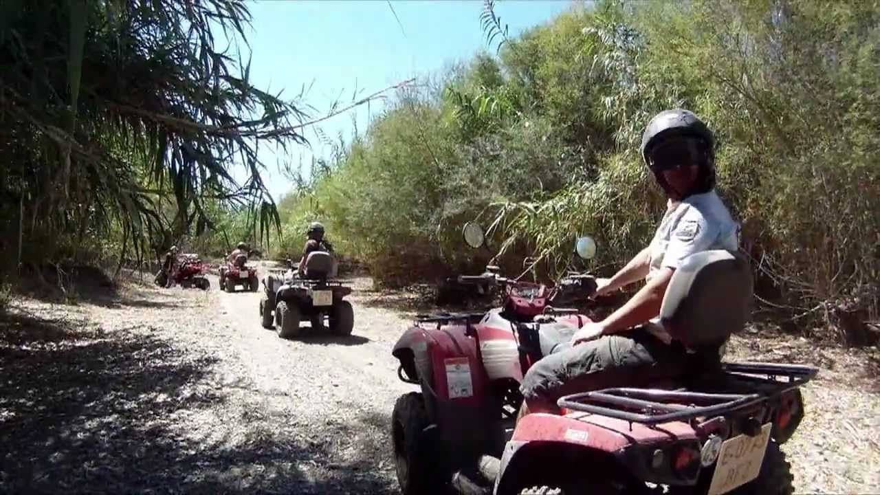 CORPORATE ENTERTAINMENT...... with the best quad biking adventure on the Costa Del Sol.  The Best By Far!