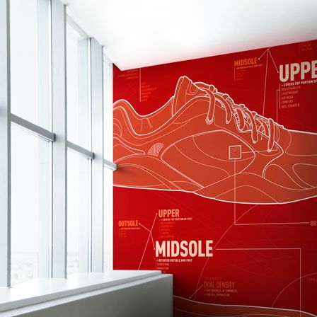 Solepepper Sports Branding, Retail Experience