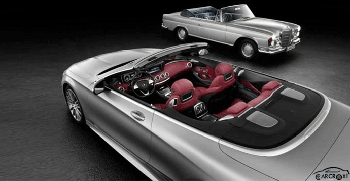 The Most Comfortable Cabriolet In World Has Just Revealed By Mercedes Car Crox