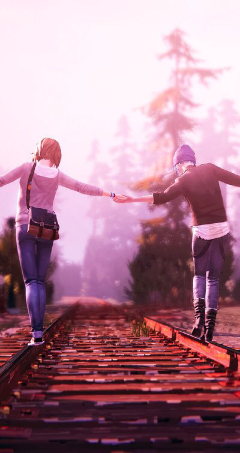 Life Is Strange Iphone 6 Wallpaper By Akashanephthys On