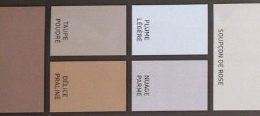 12 nuances de peinture gris taupe pour un salon zen salons and bedrooms. Black Bedroom Furniture Sets. Home Design Ideas