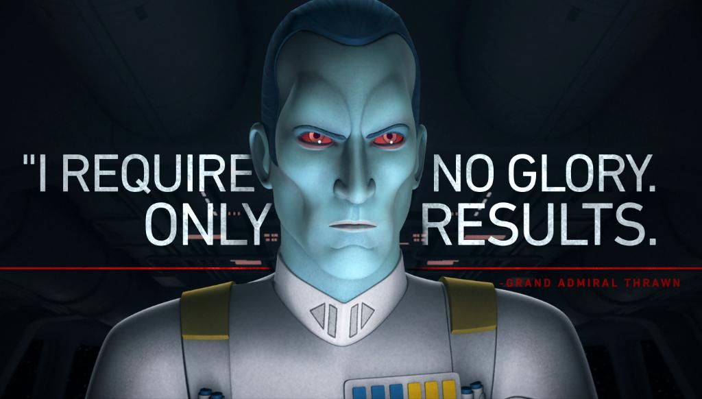 Admiral Thrawn Quotes