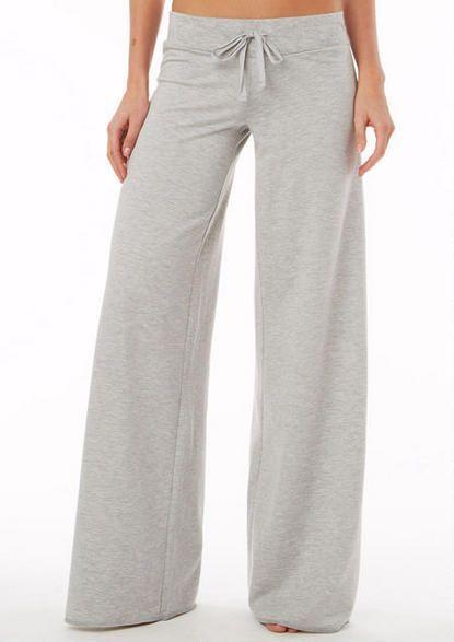 899d72282db Wide Leg Lounge Pants