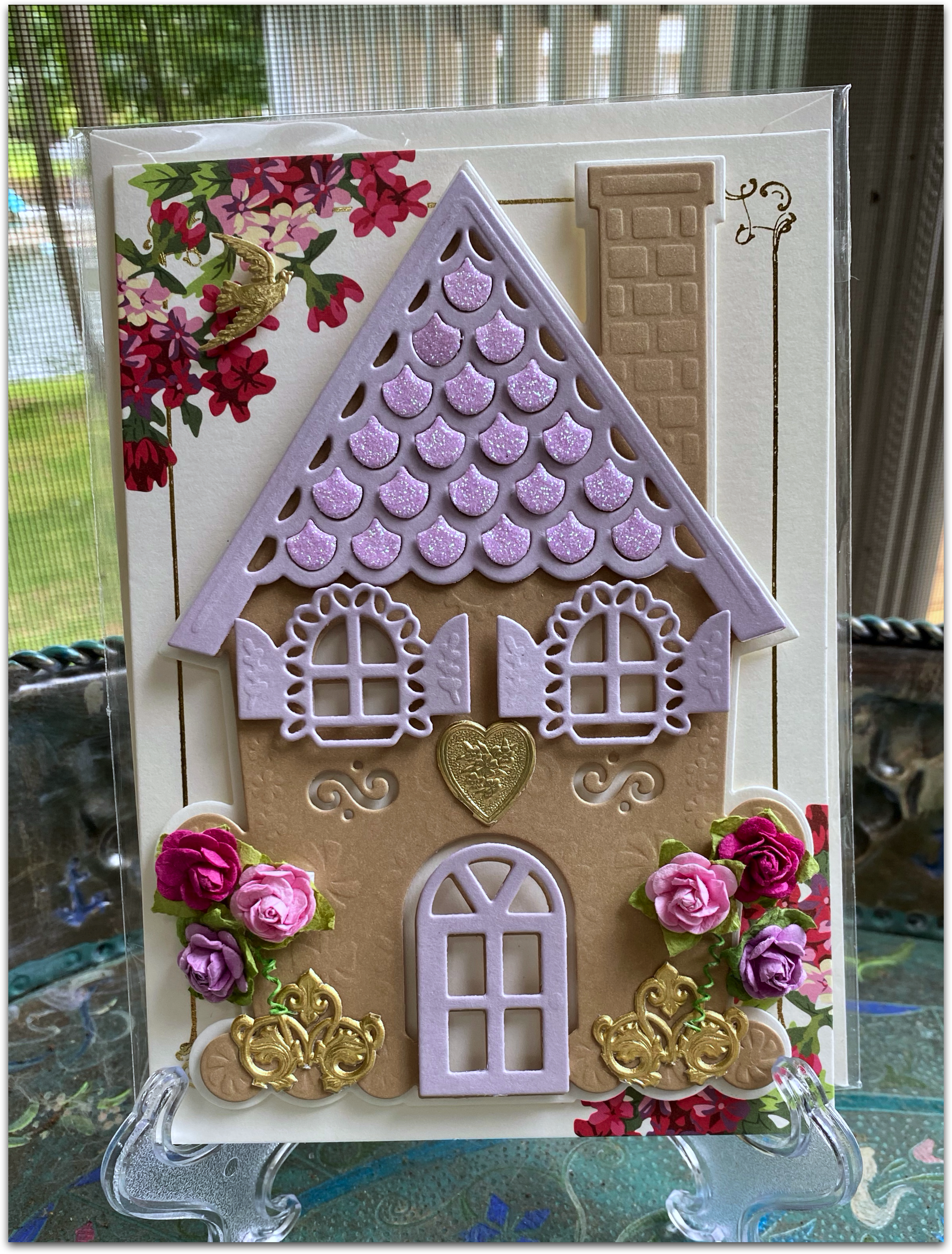 Anna Griffin Gingerbread House Die Set Anna Griffin Christmas Cards Gingerbread Cards Anna Griffin Cards