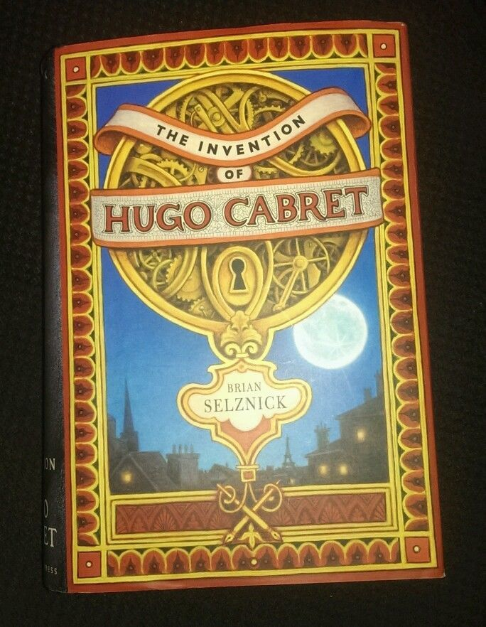 THE INVENTION OF HUGO CABRET ~ Brian Selznick 1st EDITION/PRINT 2007 HC/DJ Rare
