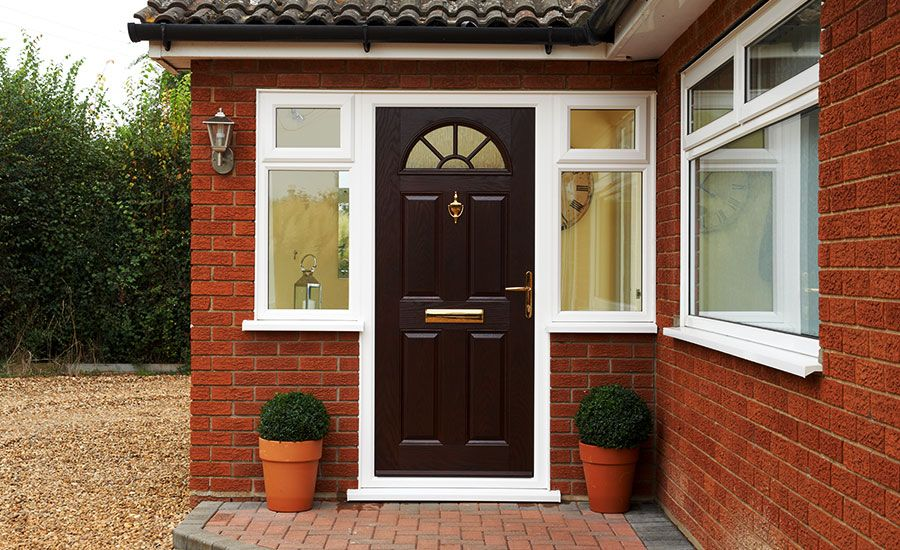 Canterbury GRP door & Canterbury GRP door   Delectable doors   Pinterest   Grp doors ...