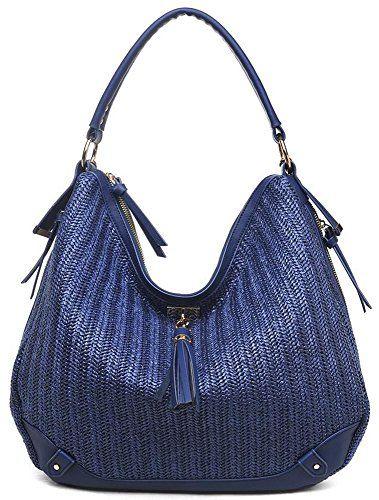 be4640929ef Urban Expressions Oasis Hobo Handbag (Navy) Urban Express ...