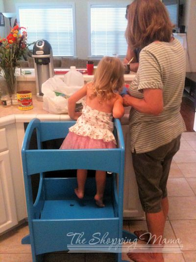 Learning Tower Review Toddler Kitchen Stool Learning
