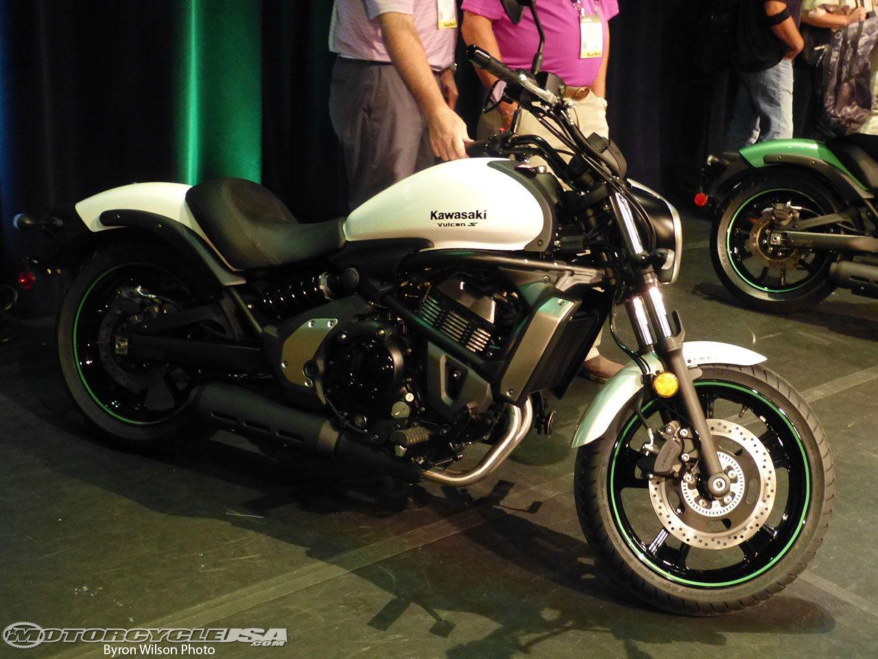 2015 Kawasaki Vulcan S First Look Kawasaki Vulcan S 2015