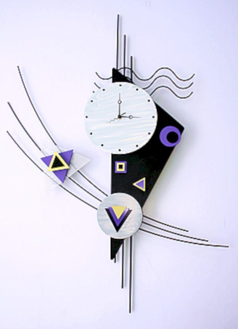 55 Unique Wall Clock Designs Ideas To Makes Your Home Looks Fun Http Seragidecor Com 55 Unique Wall Clock Designs I Wall Clock Design Clock Art Clock Design