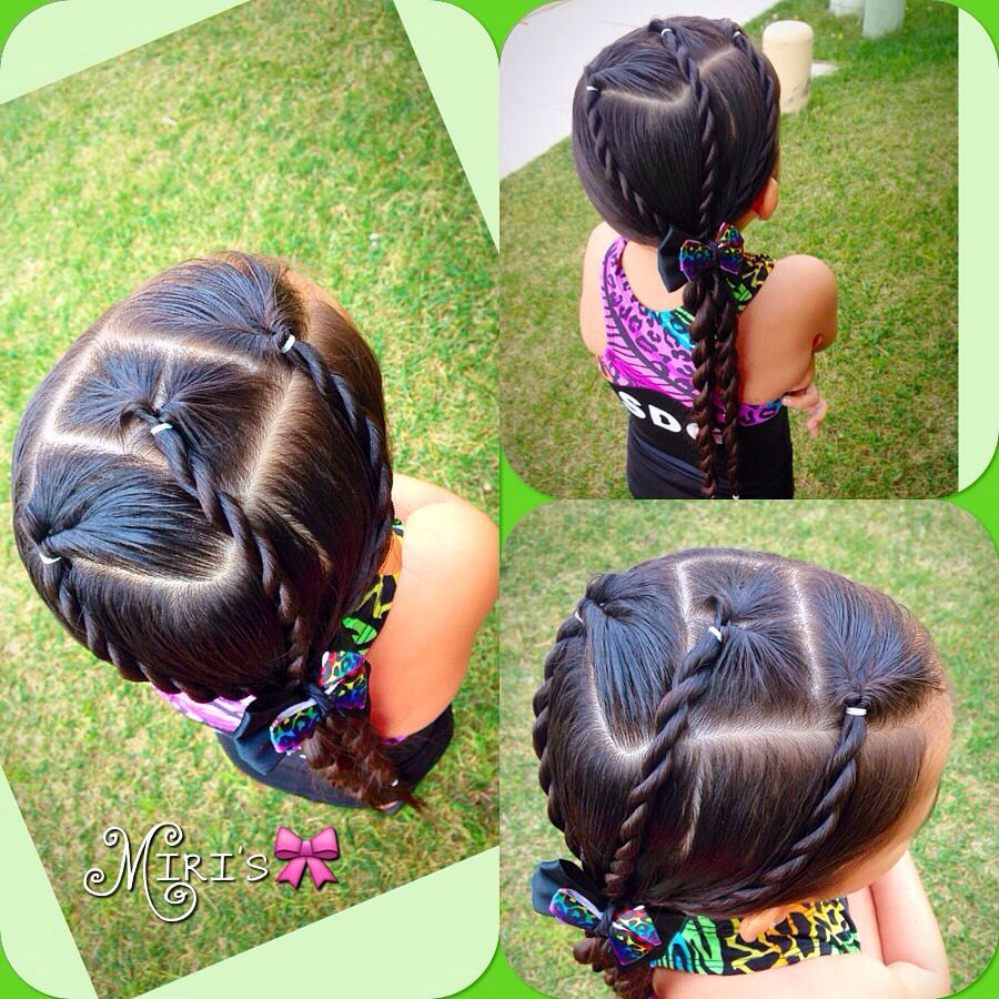 Hair style for little girls hairstyles pinterest hair style
