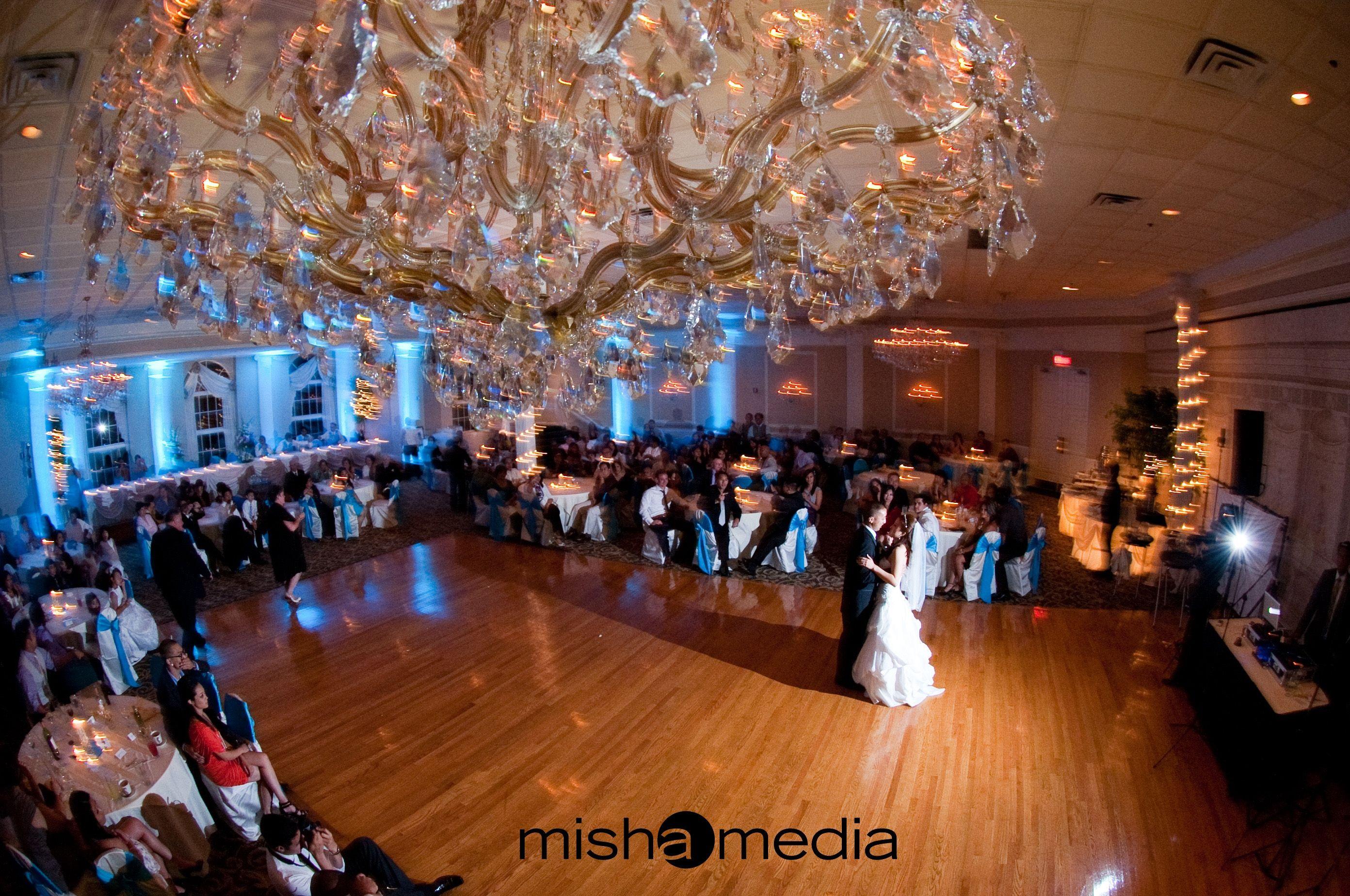 Abbington Distinctive Banquets Wedding Reception First Dance Misha Media