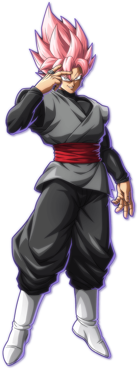 Goku Black Super Saiyan Rose By Maxiuchiha22 Personajes De Dragon Ball Personajes De Goku Figuras De Goku