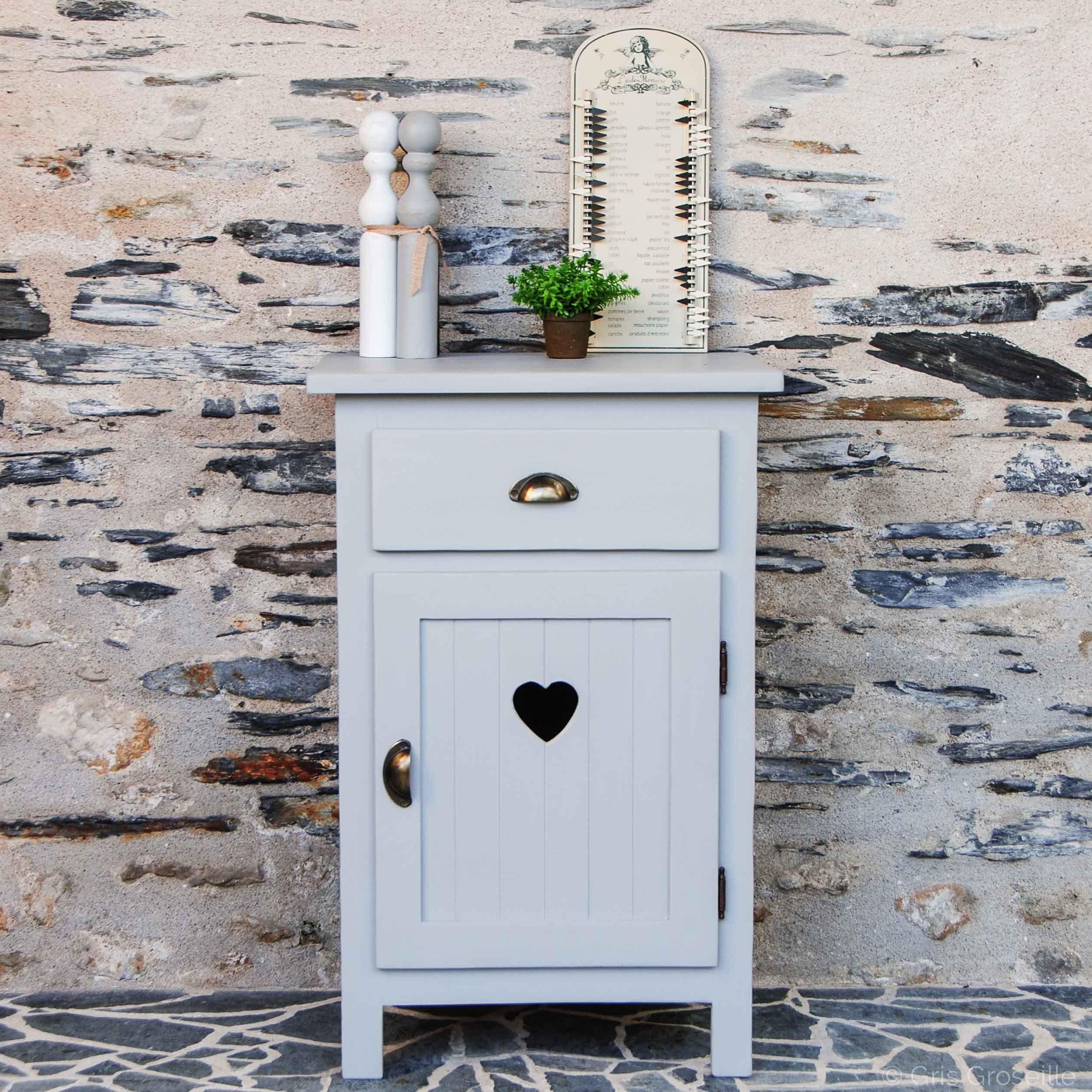 Confiturier Coeur Gris Maison De Campagne 139 Sur Grisgroseille Com Boutique De Decoration Mobilier De Salon Meuble Deco