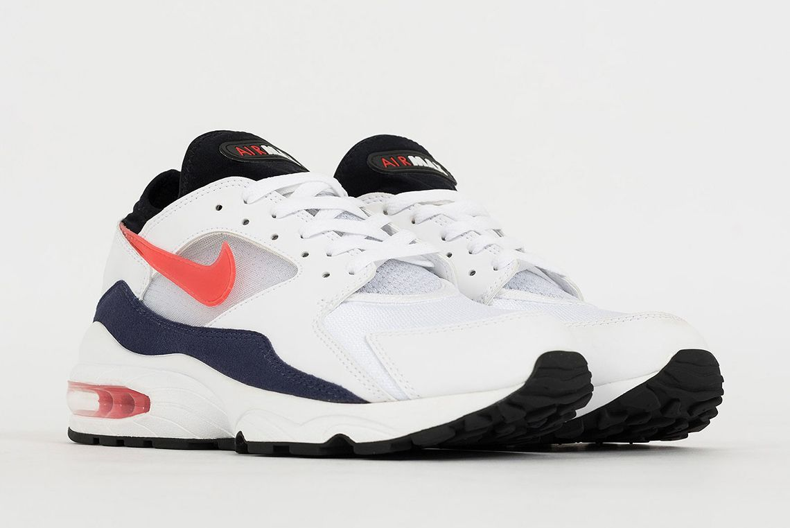 Nike's Air Max 93 'Flame Red' is One Hot Comeback Air max  Air max