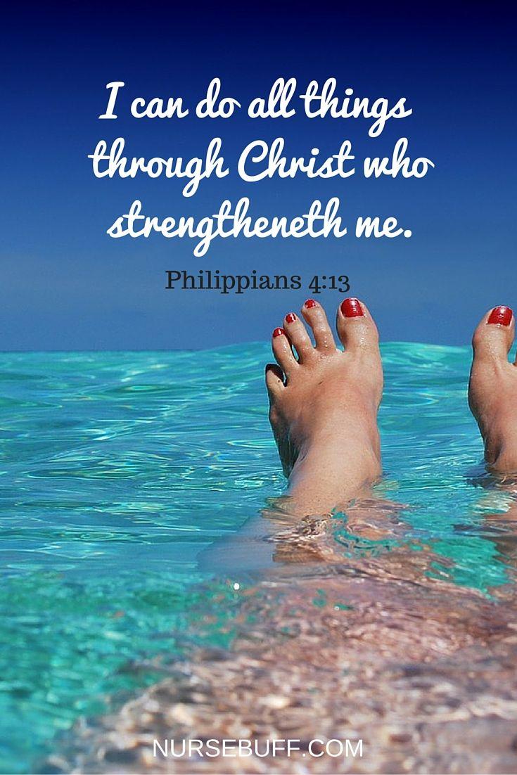 Christian Inspirational Quotes Life Nurse Bible  Inspirational Quotes  Pinterest  Bible Verses And