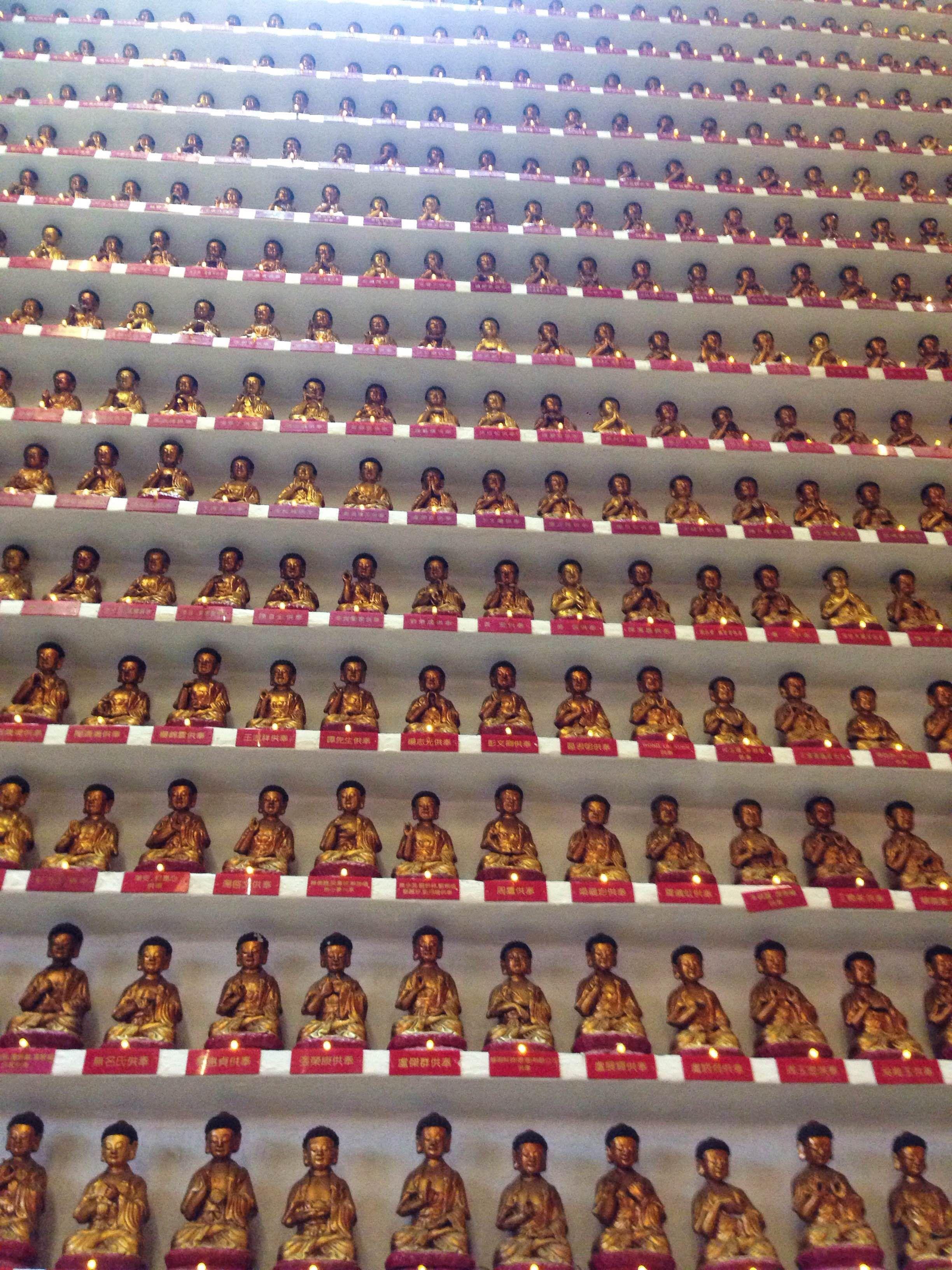 Ten Thousand Buddhas Monastery | FourStars Stage in China
