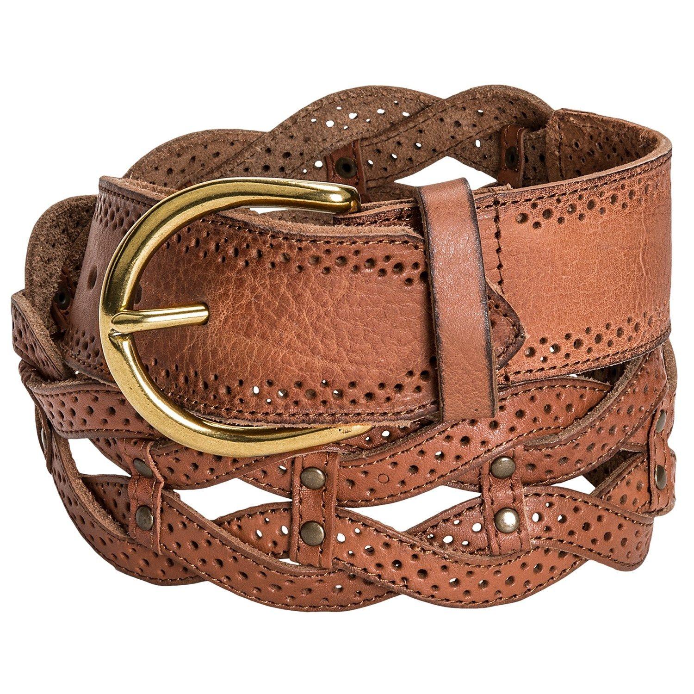 5fef5e20a Danbury Braided Leather Belt (For Women) [YW66018469] - $16 : Cintos  Femininos