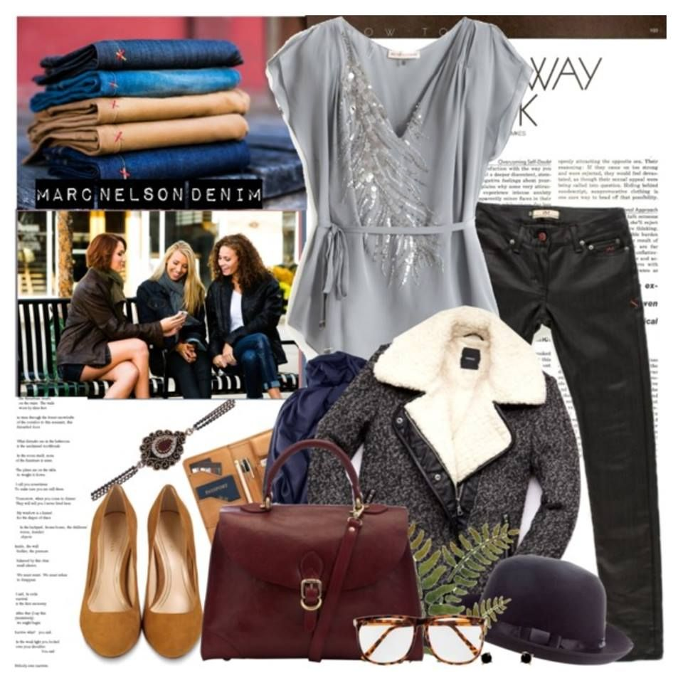 Get The Look! Ladies, pair up our black skinny jeans with your favorite Winter neutrals, or go crazy with colors.