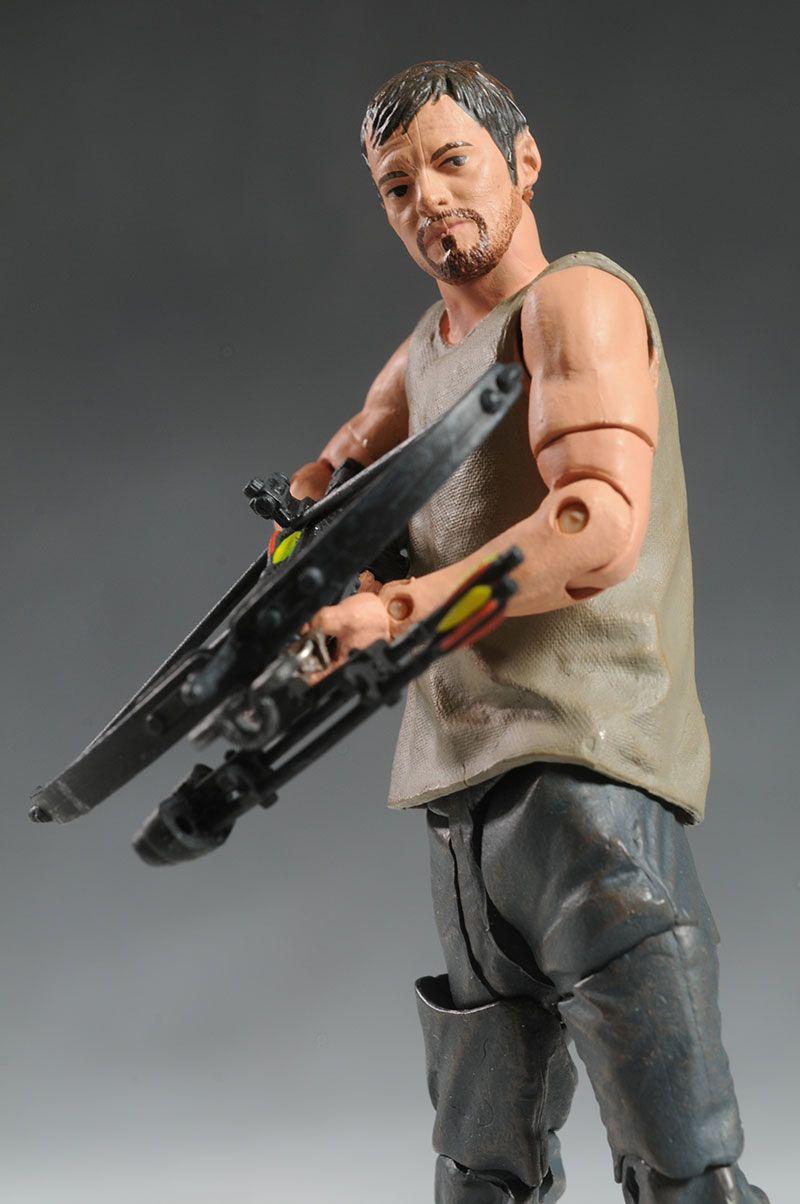 Mcfarlane walking dead series 6 daryl dixon action figure - Walking Dead Rick Daryl Action Figures