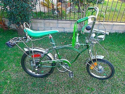 1969 Schwinn Pea Picker Krate Bike Rat Rod Bikes Pinterest