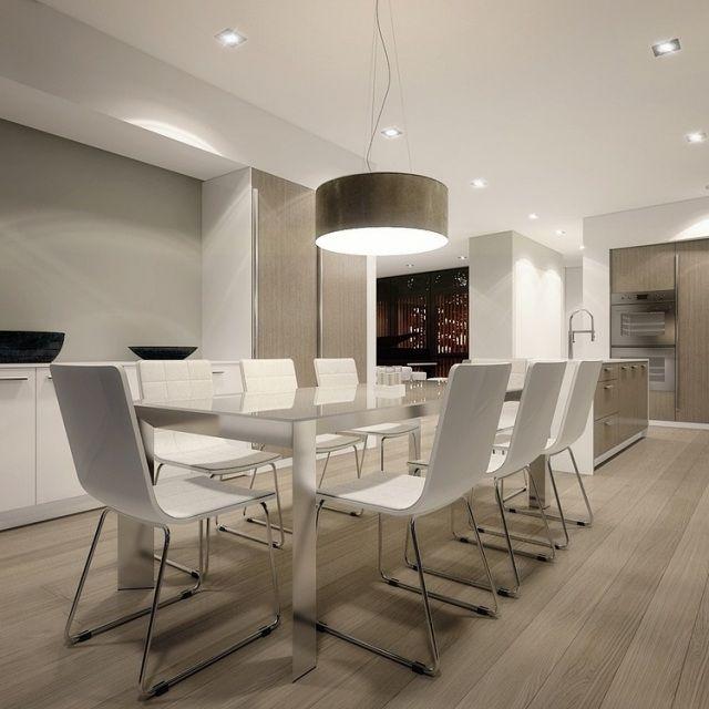 Salle à manger moderne 112 idées du0027aménagement réussi Interiors