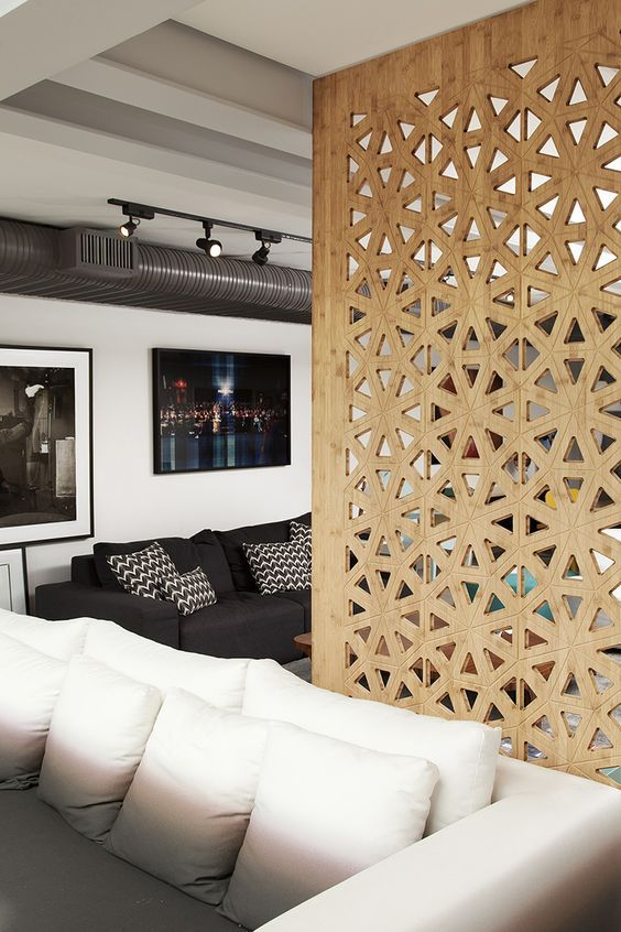Room Showcase Designs Recommended Mdf Living: Room Partition Designs, Interior