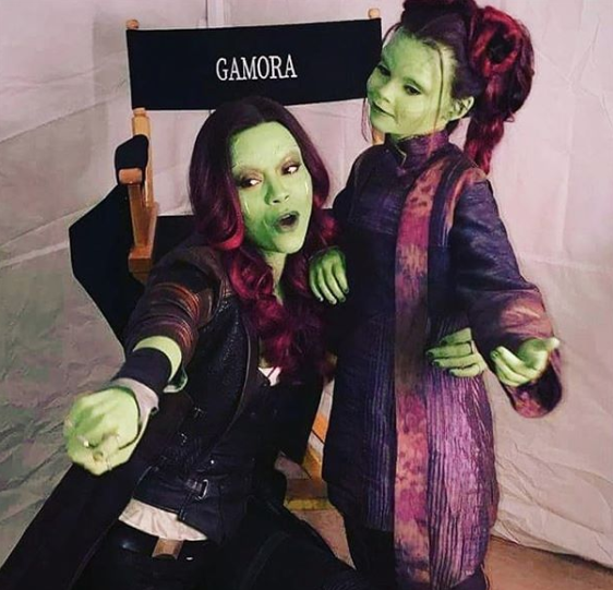 39 Behind-The-Scenes Pictures That'll Change How You Watch Marvel Movies