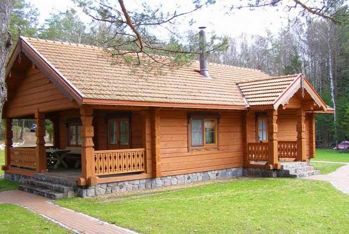 desain rumah kayu sederhana hunian & desain rumah kayu sederhana hunian   Rumah Mungil   Pinterest   Dan ...