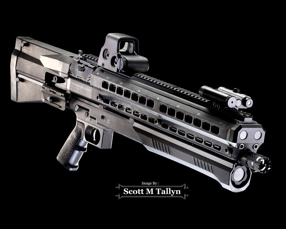 Kel Tec Ksg Vs Utas Uts 15 Reviews: UTAS UTS-15 12GA Shotgun